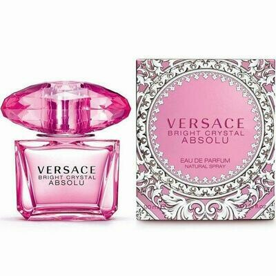 VERSACE BRIGHT CRYSTAL ABSOLU WOMAN EDP 90 ML