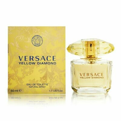 VERSACE YELLOW DIAMOND WOMAN EDT 50 ML