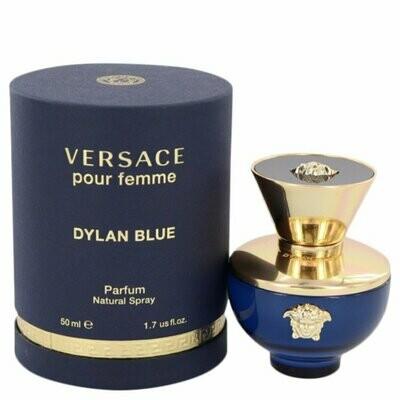 VERSACE DYLAN BLUE POUR FEMME EDP 100 ML+GWP+10 MLSET