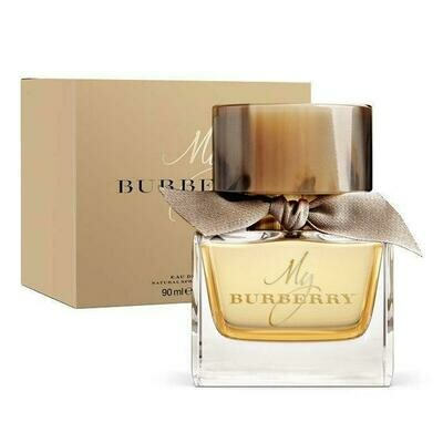 MY BURBERRY FOR WOMAN EDP 90 ML