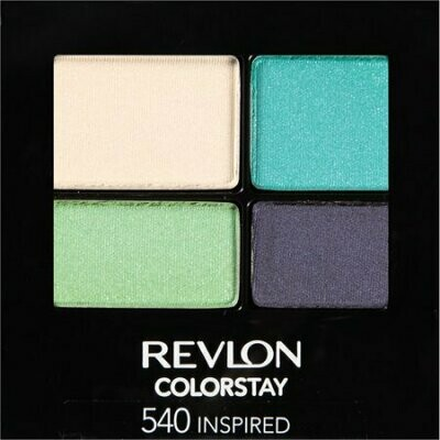 REVLON 16HOUR EYE SHADOW QUAD NO. 540 INSPIRED ( NEW )