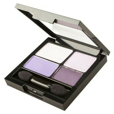 REVLON 16HOUR EYE SHADOW QUAD NO. 530 SEDUCTIVE