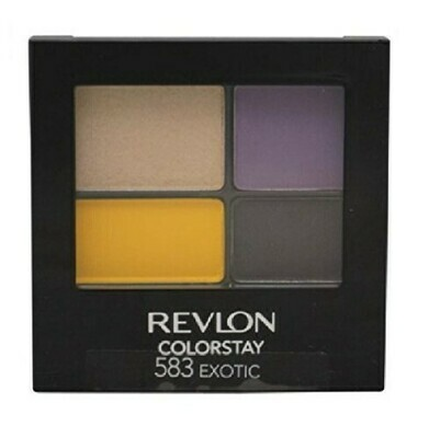 REVLON 16HOUR EYE SHADOW QUAD NO. 583 JUBLIANT ( NEW )