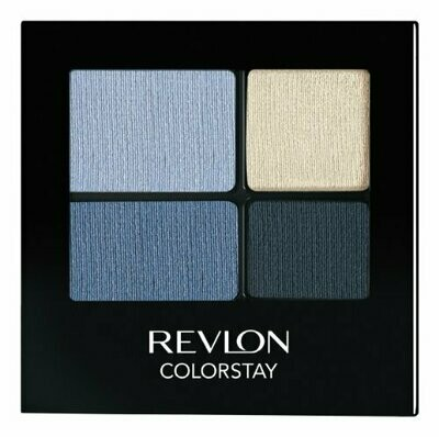 REVLON 16HOUR EYE SHADOW QUAD NO. 560 COLOR SERNENE