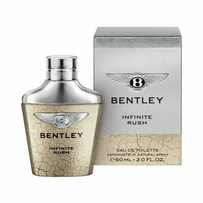 BENTLEY INFINIT RUSH EDT 60ML