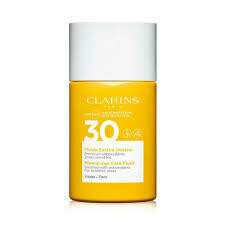 CLARINS FACE SUN CARE FLUIDE SPF30 - 30 ML