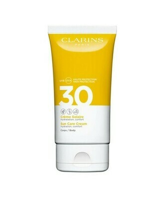 CLARINS BODY SUN CARE CREAM SPF30 - 150 ML