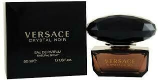 VERSACE CRYSTAL NOIR WOMEN EDP 50 ML