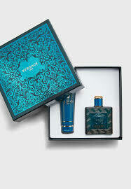VERSACE EROS POUR HOME SET EDT 100 ML + B&S GEL 150 ML