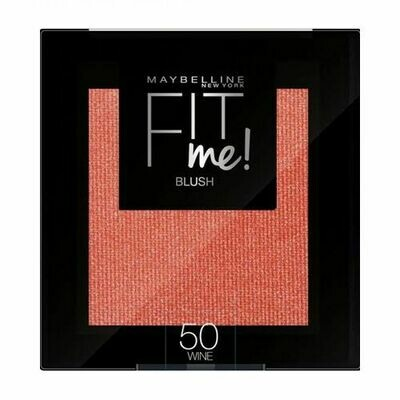 FIT ME BLUSH NU 50 WINE