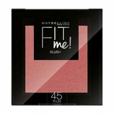 FIT ME BLUSH NU 45 PLUM