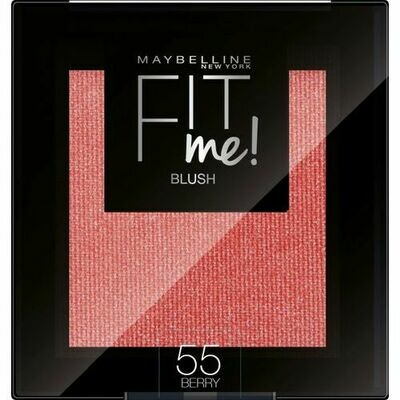 FIT ME BLUSH NU 55 BERRY