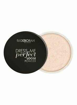 DEBORAH DRESS ME PERFECT LOOSE POWDER 00