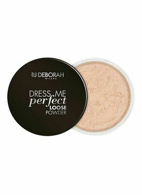 DEBORAH DRESS ME PERFECT LOOSE POWDER 03