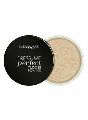 DEBORAH DRESS ME PERFECT LOOSE POWDER 02