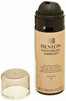 REVLON PHOTO READY AIR BRUSH MOUSE NO. 3 COLOR NUDE