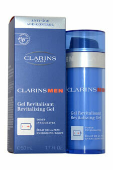 CLARINS FOR MEN MENS REVITALIZING GEL 50ML
