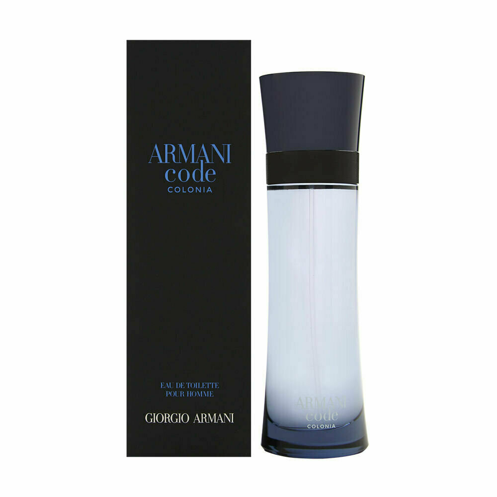 ARMANI CODE COLONIA POUR HOMME EDT 75 ML