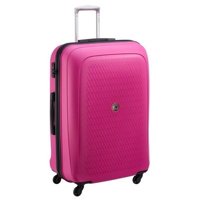 TASMAN 79 cm 4Wheel Expandable Trolley pink