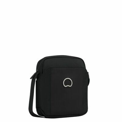 PICPUS 1Cpt Vertical Mini Bag black