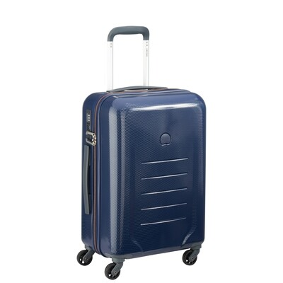 TOLIARA 55 cm 4Wheel Expandable Cabin Trolley night blue