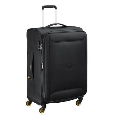 CHARTREUSE 70 cm 4Wheel Expandable Trolley black