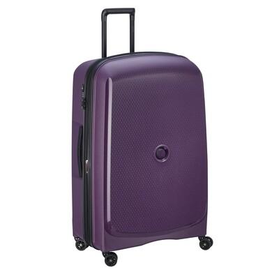 BELMONT PLUS 83 cm 4 Double Wheels Expandable Trolley ZST purple