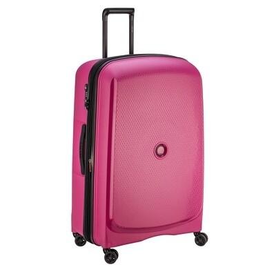 BELMONT PLUS 83 cm 4 Double Wheels Expandable Trolley ZST pink