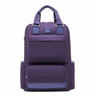 LEGERE 1Cpt. Backpack PC 15.6'' purple