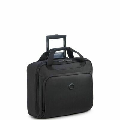 ESPLANADE 1Cpt. Cabin Trolley Boardcase PC 15.6'' deep black