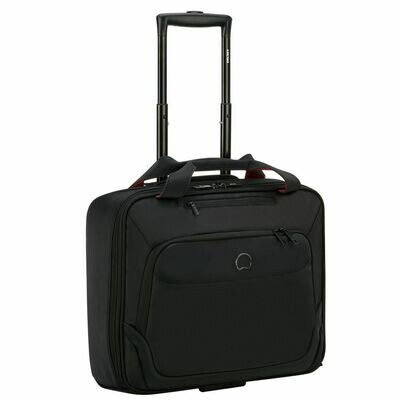 PARVIS PLUS 1Cpt. Cabin Trolley Boardcase PC 15.6'' black