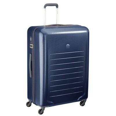 TOLIARA 76 cm 4Wheel Expandable Trolley night blue