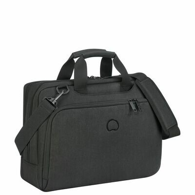 ESPLANADE 2Cpt. Satchel PC 15.6'' deep black