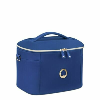 MONTROUGE  Tote Beauty Case blue