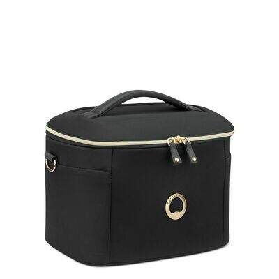 MONTROUGE  Tote Beauty Case black