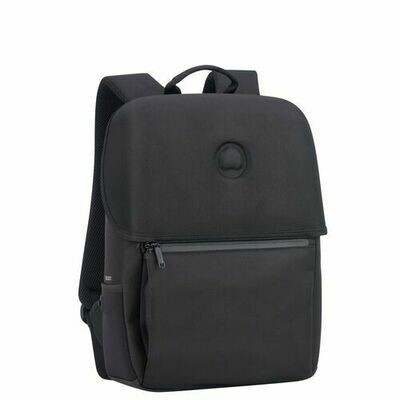LAUMIERE 2Cpt Backpack with flap  PC 15.6'' black