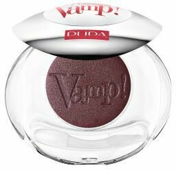 PUPA VAMP! COMPACT EYESHADOW NO. 203 BLACK BURGUNDY - SATIN