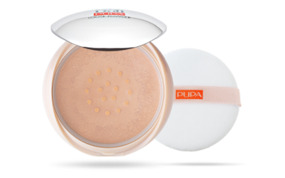 PUPA LIKE A DOLL LOOSE POWDER ROSY NUDENO. 002
