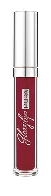 PUPA GLOSSY LIPS ULTRASHINE LIP GLOSS NO. 405 FAIRY TALE RED