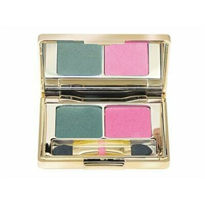 PUPA VIVA CARIOCA DUO EYESHADOW NO. 4 TROPICAL TEAL