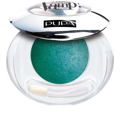 PUPA VAMP! WET & DRY EYESHADOW - BAKED NO. 300 EMERALD PEARL