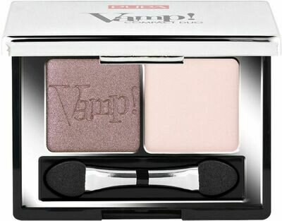 PUPA VIVA CARIOCA DUO EYESHADOW NO. 3 EXOTIC FLORA