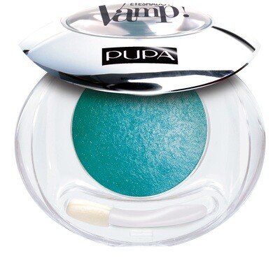 PUPA VAMP! WET & DRY EYESHADOW - BAKED NO. 302 AQUAMARINE PE