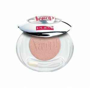 PUPA VAMP! COMPACT EYESHADOW NO. 102 GOLDEN NUDE - METALLIC