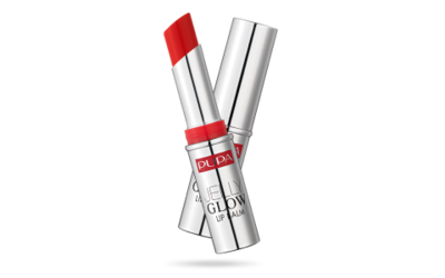 PUPA JELLY GLOW LIP BALM- EXOTIC RED