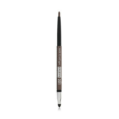 PUPA AUTOMATIC EYE PENCIL - WATERPROOF NO. 201 GOLD BROWN