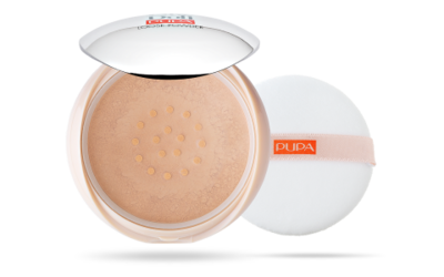 PUPA LIKE A DOLL LOOSE POWDER ROSY PEARLNO. 007