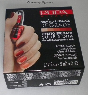 PUPA NAIL ART MANIA DEGRADE BLUE DEGRAD? 1