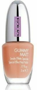 SPORTY CHIC-GUMMY MATT SPECIAL EFFECT NAIL POLISH NO. 1 SOFT