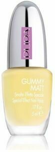 SPORTY CHIC-GUMMY MATT SPECIAL EFFECT NAIL POLISH NO. 4 ACID